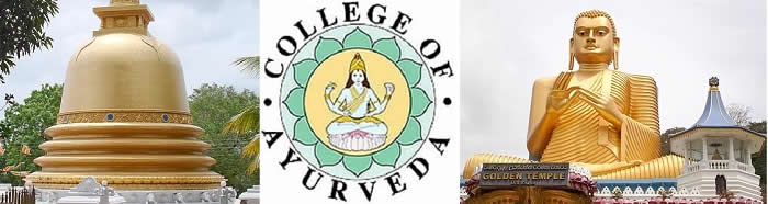 College of Ayurveda Graphic