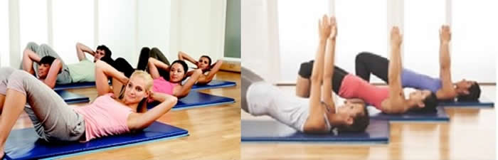 Pilates Opening Banner
