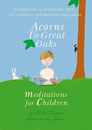 Cover Acorns to Great Oaks
