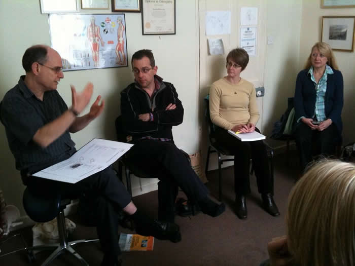 Turning Point Training Courses - Craniosacral Therapy, Homotoxicology and EAV