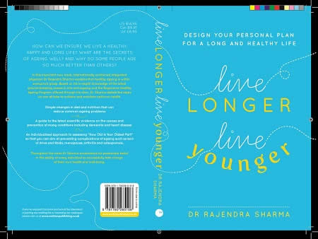Cover Live Longer, Live Younger