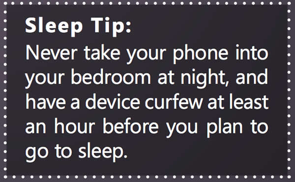 Tip Before Bed 2