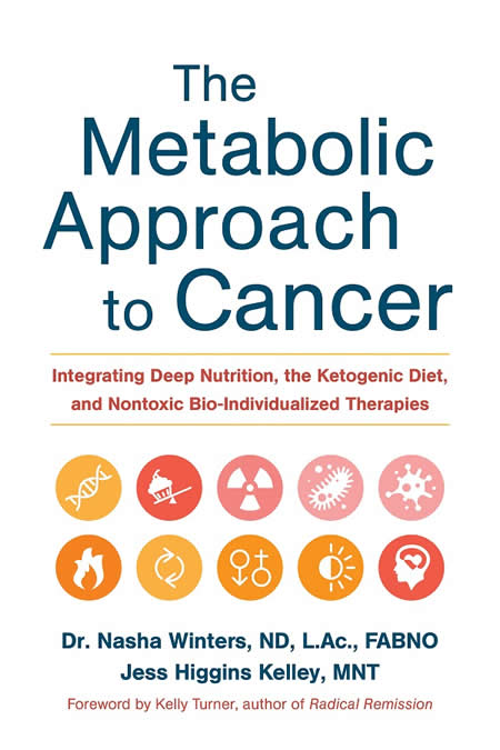 Cover MetabolicApproach to Cancer