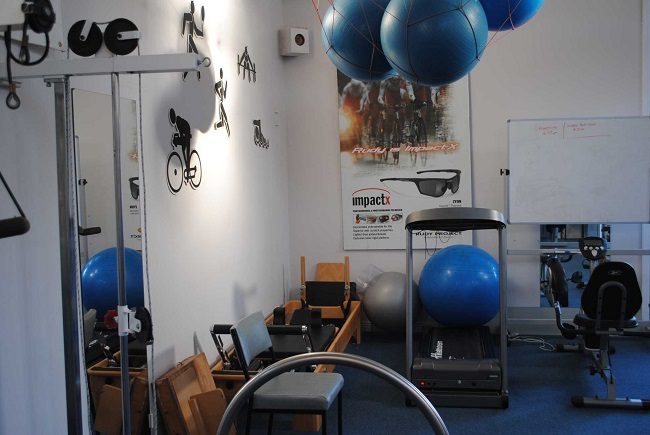 Physiotherapy Gym Equipment