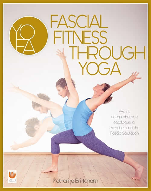 Cover Fascial Fitness Through Yoga