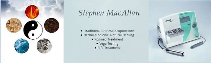 Banner Stephen MacAllan