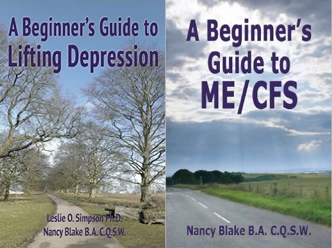 Covers Lifting Depression and ME-CFS