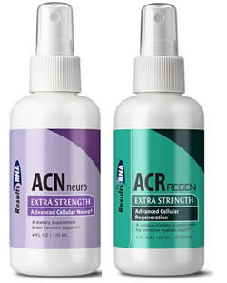 ACN Neuro Extra Strength+ ACR Regen Extra Strength