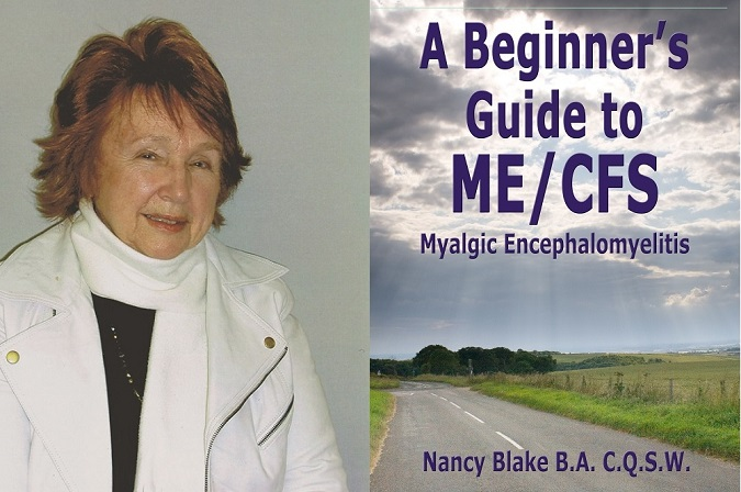Nancy Blake + Cover Beginners Guide to ME-CFS