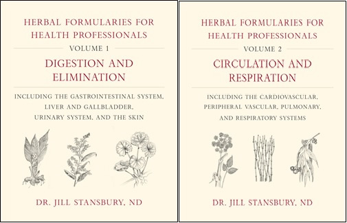 Herbal Formularies Vol I and II