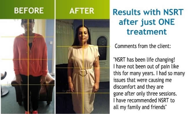 Results with NSRT after just One Treatment