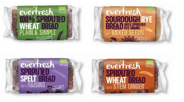 Everfresh Sprouted Breads