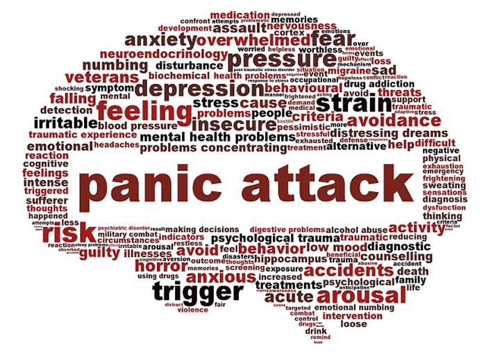 anxiety 3 panic attack