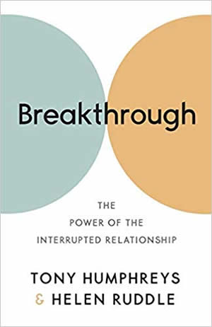 Cover The Power of the Interrupted Relationship
