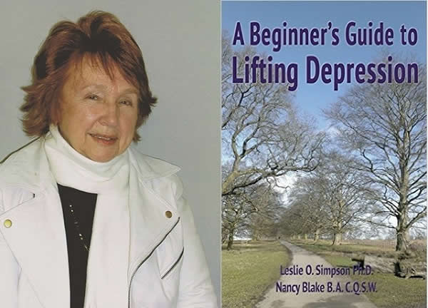 Lifting Depression + Nancy Blake