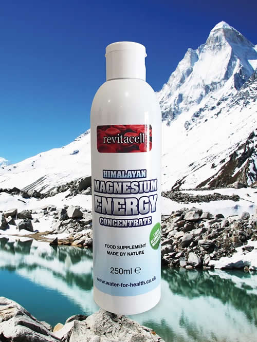 Magnesium Energy Concentrate-mountain