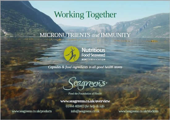 Working Together Micronutrients and Immunity