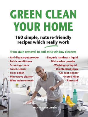 COVER Green Clean Your Home