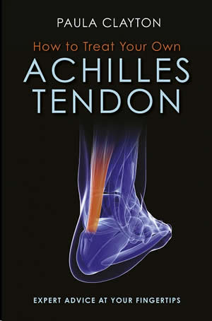 Cover How to Treat You Own Achilles Tendon