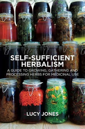 Cover Self-Sufficient Herbalism