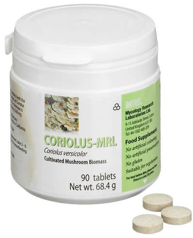 Coriolus 90 tablets