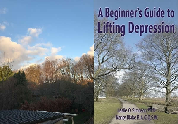 Look Up + Lifting Depression