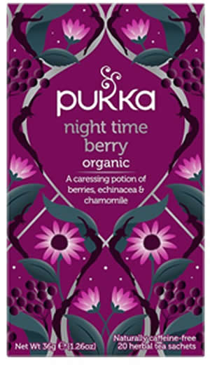 Night Time Berry Pukka