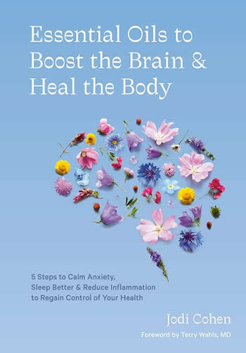 Cover Essential Oils to Boost the Brain and Heal the Body