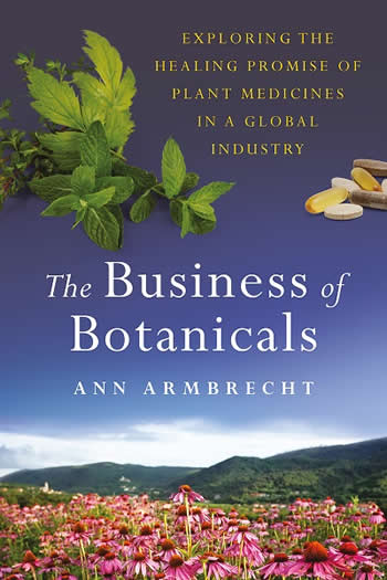 Cover The Business of Botanicals