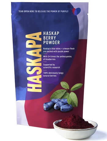 Haskapa Product Pouch