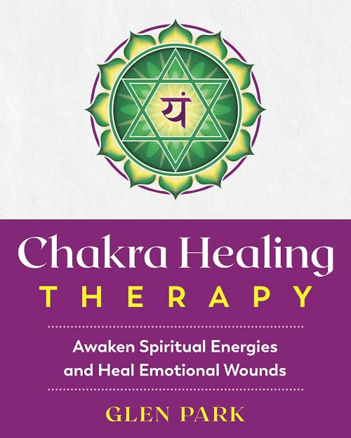 Cover Chakra Healing Therapy