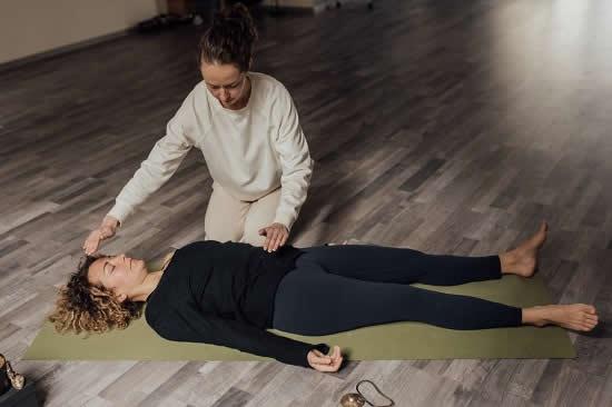 Energy Practitioner Healing by Arina Krasnikova Pexels