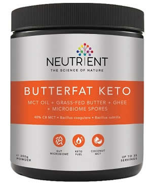 Neutrient Butterfat Keto – Distributed by Abundance and Health Ltd