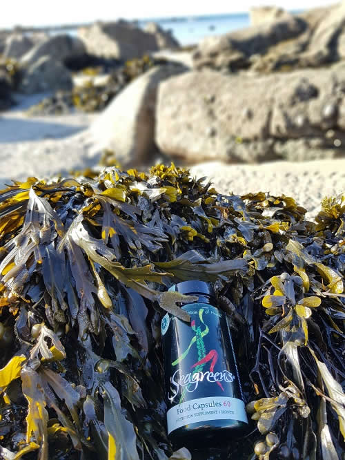 Seagreens Food Capsules