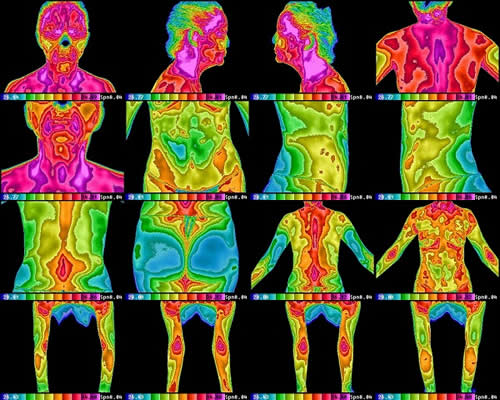 Thermal Images Munro Hall
