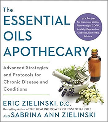 Cover The Essential Oils Apothecary